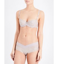 Chantelle Champs Elysees Balcony Bra Mineral Yellow
