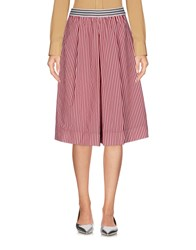 Department 5 3 4 Length Shorts Brick Red