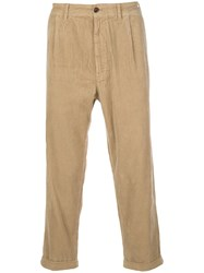 Alex Mill Ribbed Tapered Trousers 60