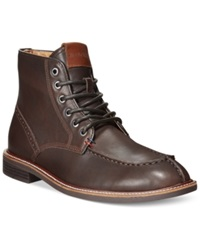 Tommy Hilfiger Adolfo Boots Men's Shoes Brown