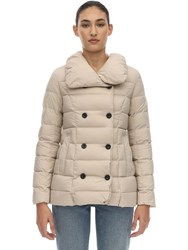Tatras Lorenzana Basic Down Jacket Beige