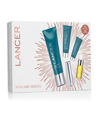 Lancer Skincare Heroes 5 Piece Set