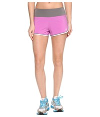 Asics Everysport Shorts Orchid Women's Shorts Purple