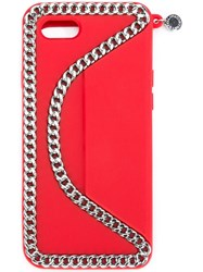 Stella Mccartney 'Falabella Shaggy Deer' Iphone 6 Case Red