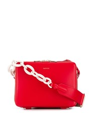 Lanvin Toffee Bag Red