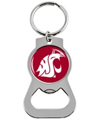 Aminco Washington State Cougars Bottle Opener Keychain Team Color