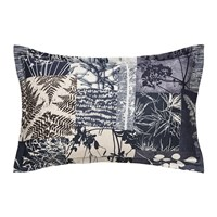 Clarissa Hulse Indigo Patchwork Pillowcase Housewife Set Of 2