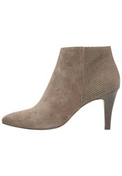 Kiomi Ankle Boots Taupe