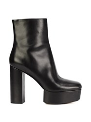 Alexander Wang 'Cora' Ankle Boots Black