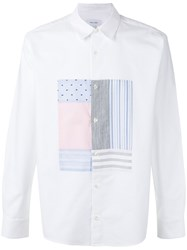 Soulland Harrison Shirt White