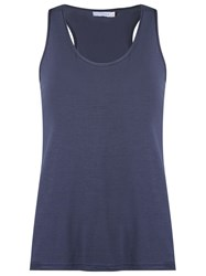 Lygia And Nanny Scoop Neck Tank Top Blue