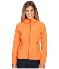 Arc'teryx Gamma Lt Hoodie Andromedae Women's Sweatshirt Orange
