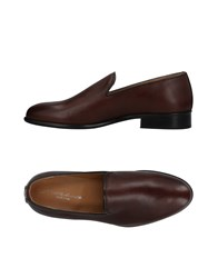 Alberto Moretti Arfango Loafers Dark Brown
