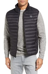 Schott Nyc Men's Lightweight Quilted Down Vest