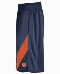 Under Armour Men's Auburn Tigers Basketball Shorts Navy