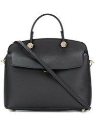 Furla My Piper Crossbody Bag Black