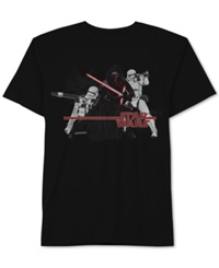 Men's Star Wars Kylo Attack T Shirt From Jem