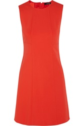 Belstaff Wellbourne Jersey Dress Red