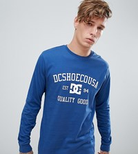 Dc Headphase T Shirt Blue