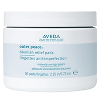 Aveda Outer Peacetm Blemish Relief Pads 50 Pads