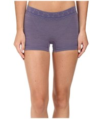 Smartwool Phd Seamless Boy Short Desert Purple Women's Underwear
