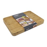 Joseph Joseph Cut And Carve Chopping Board Bamboo