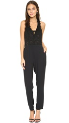 Ella Moss Love To Love You Stella Jumpsuit Black