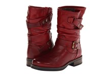 Eric Michael Laguna Red Women's Pull On Boots