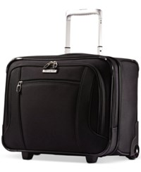 Samsonite Closeout Liteair Rolling Mobile Office Created For Macy's Black