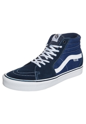 Vans Sk8hi Lite Hightop Trainers Stv Navy Dress Blues Dark Blue