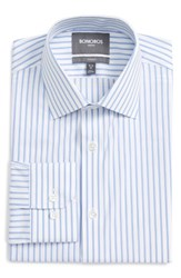 Bonobos Men's Jetstter Slim Fit Stripe Stretch Dress Shirt