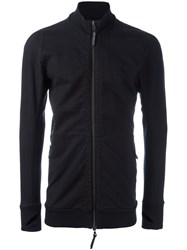 11 By Boris Bidjan Saberi Zipped Lightweight Jacket Black
