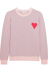 Chinti And Parker Cashmere Sweater Pink