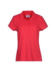 Helly Hansen Polo Shirts Fuchsia