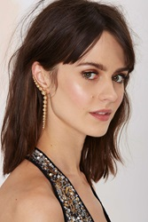 Nasty Gal Belle Of The Ball Cuff Earring