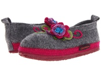 Giesswein Lunz Schiefer Women's Slippers Gray