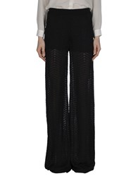 M Missoni Trousers Casual Trousers Women Black