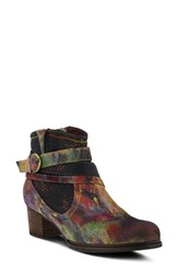 L Artiste Women's L'artiste Shazzam Boot Navy Leather