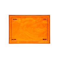 Kartell Dune Tray 46X32cm Orange