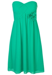 Esprit Collection Fluid Cocktail Dress Party Dress Green