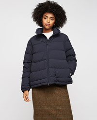Aspesi Down Jacket Tarallo Navy Blue