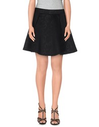 Fornarina Skirts Mini Skirts Women Black