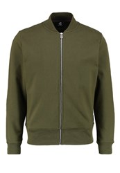 Paul Smith Ps By Bomber Tracksuit Top Army Green Dark Green