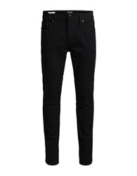 Jack And Jones Tim J Original Slim Fit Jeans Black