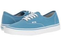 Vans Authentic Canvas Cendre Blue True White Skate Shoes