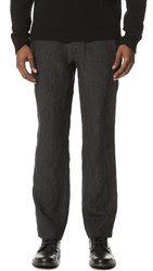 Todd Snyder Brighton Pants Charcoal