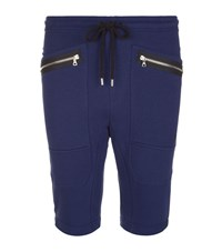 Markus Lupfer Zipper Sweat Shorts Male