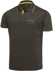 Galvin Green Marty Tour Polo Brown