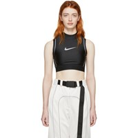 Nikelab Black Ambush Edition Nrg Crop Tank Top