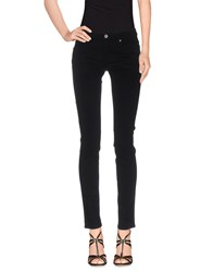 Joie Denim Denim Trousers Women Black